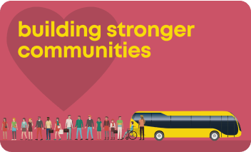 Building stronger communities