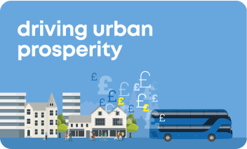 driving urban prosperity
